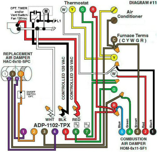 Color Wiring Diagram #11