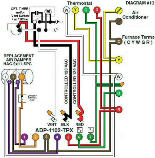 Color Wiring Diagram #12