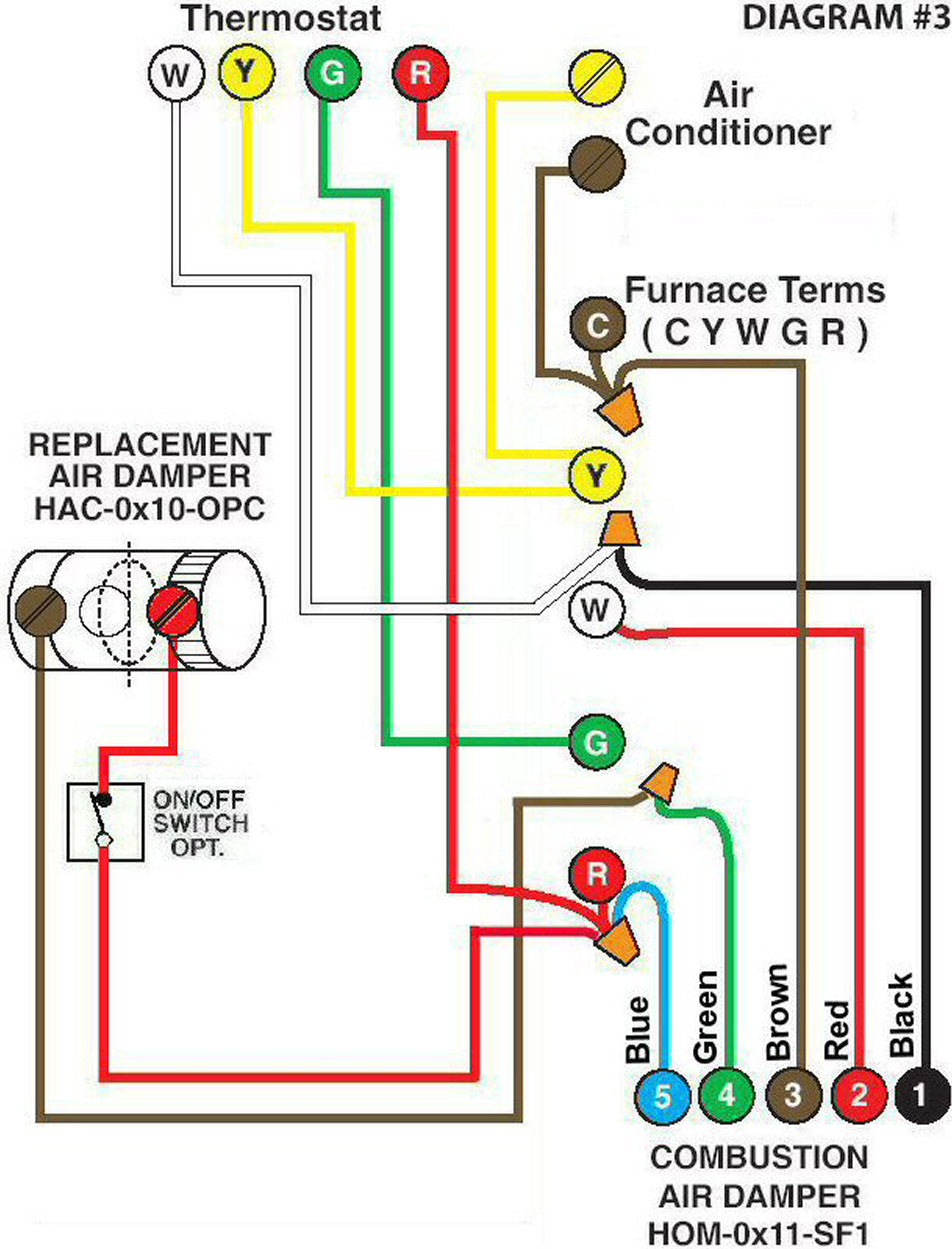 Color Wiring Diagram #3