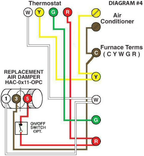 Color Wiring Diagram #4