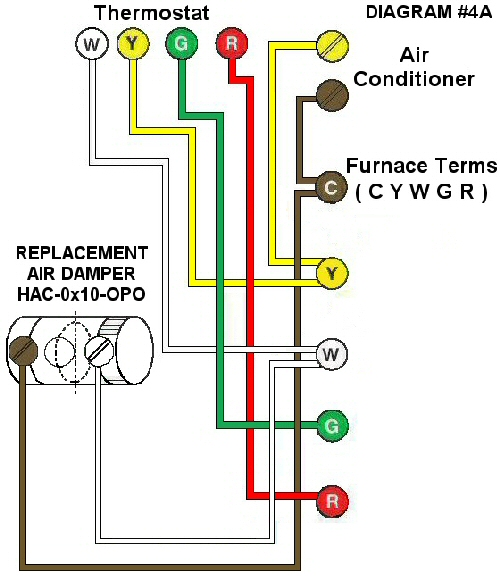 Color Wiring Diagram #4a