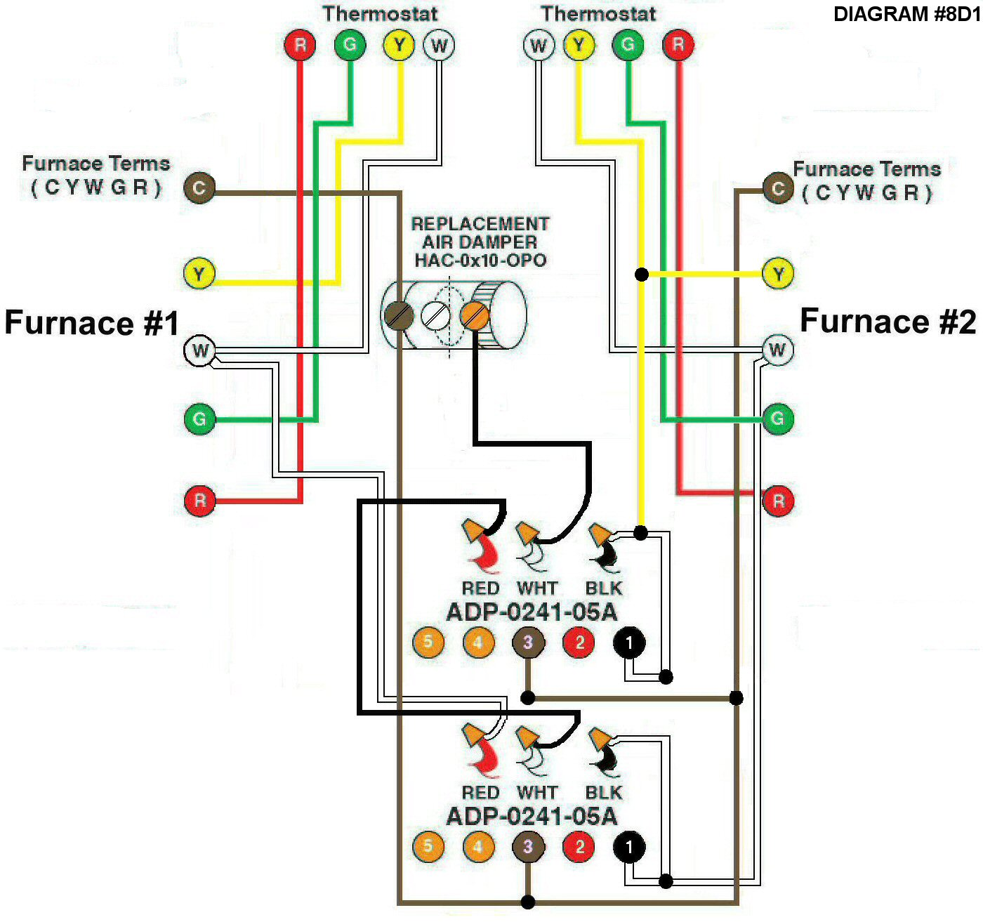 Hvac Thermostat Wiring Diagrams : Wire thermostat wiring diagram get free image about