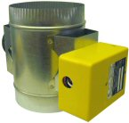 HAC - H - Fresh Air Damper for Heat - 120 Vac