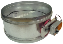 HAC - H - Fresh Air Damper for Heat