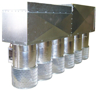 HOM - Commercial Dampers Picture